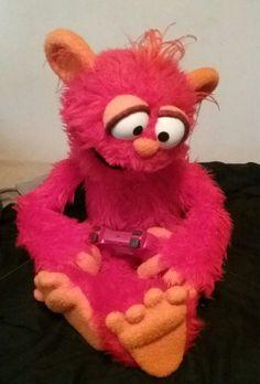 Custom Full Body Monster Puppets For Professional Use Sock Puppets, Hand Puppets, Professional Puppets, Custom Puppets, Puppet Patterns, Puppet Crafts, Puppet Making, 3d Craft, Crochet Dolls