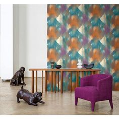 Seabrook Wallpaper AH40301 - L'ATELIER de PARIS - All Wallcoverings - Collections - Residential Since 1910