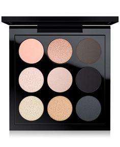 MAC Eye Shadow Palette, Smoky Metallic x 9, Only at Macys