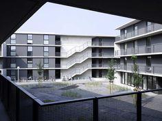 Student Dormitory,© Stefan Müller-Naumann