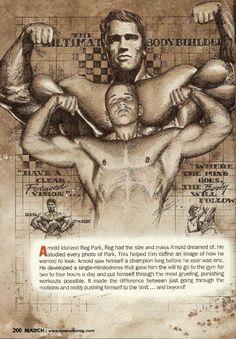 PART 11: Training Secrets Of The Oak - #bodybuilding #fitness #fit #xfit #crossfit #motivation #inspiration #strength #power #muscle #musclemass #mass #strong #training #workout #musclegains #diet #healthy #livingwell #MyBSisBoss www.musclesgainer.com