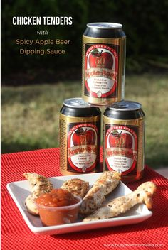 Apple Beer Dipping S
