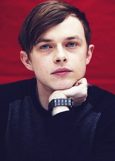 dane dehaan; colour