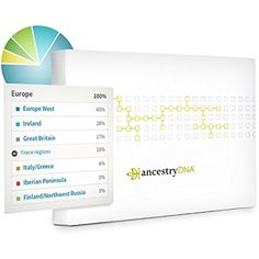 AncestryDNA: Genetic Testing - DNA Ancestry Test Kit         *** You can get more details by clicking on the image. (This is an affiliate link) #HealthHousehold