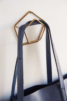 Home Decor Objects Ideas & Inspiration : geo pentagon wall hook