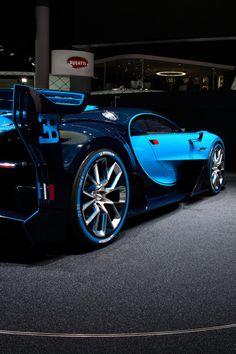Bugatti Chiron Vision Gran Tourismo