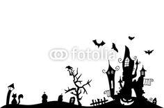 Hintergrund für Halloween