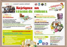 www.lescomptoirsdelabio.fr Bio par passion !