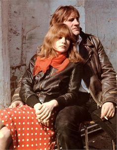 Two Titans of French Cinema in Loulou Isabelle Huppert and Gerard Depardieu Isabelle Huppert, Charlotte Rampling, Juliette Binoche, Audrey Tautou, Maurice Pialat, Helmut Berger, Michael Haneke, 80s Fashion Icons, Yves Montand
