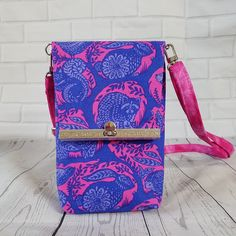 The Grace Mini Crossbody Bag A Sewing Pattern Download from Just For You Bags