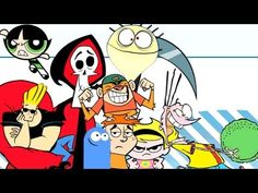 spending my time watching all old cartoon -Top 10 Cartoon Network Shows