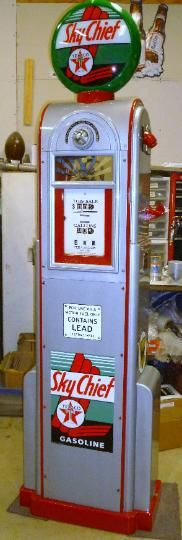 Gas Pump Hobbyist - Customized Old Gas Pump Restoration, Old Gas Pumps, Antique Gas Pumps
