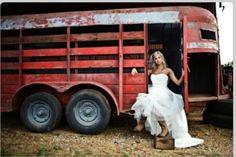 Bridal shot, love it!