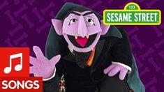Sesame Street: The Count's Bones Song (+playlist)