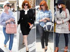 Street Style Star Of The Week: Christina Hendricks