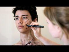 Fear The Walking Dead Drawing by Jody Steel - YouTube