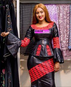 ( 23 PHOTOS ) Les dernières tendances de la mode KORITÉ 2018, Binta chics et Class pour vous donner un… – Dakarbuzz African Attire, African Wear, African Women, African Dress, Turban Hijab, Latest African Fashion Dresses, T Baby, Peplum Dress, Womens Fashion