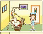 Arrumar o consultório da Barbie dentista