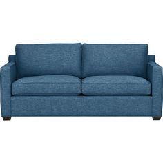 Davis Queen Sleeper Sofa in Sleeper Sofas | Crate and Barrel