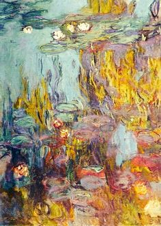 Claude Monet, Water Lilies
