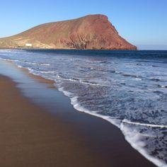 Playa de la #Tejita, #Tenerife - #IslasCanarias