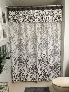 13 Incredibly Useful Tension Rod Ideas You Havent Seen Yet Shower CurtainsValance