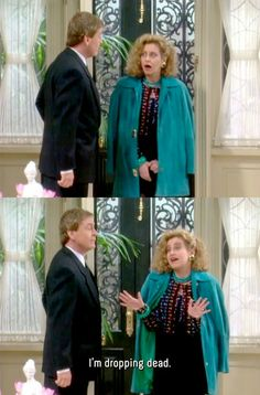#TheNanny #Niles #Val www.fanpop.com A Series Of Unfortunate Events Quotes, Nanny Quotes, Miss Fine, Estelle Getty, Fran Fine, Three Kids, Reality Tv, Movies Showing, Favorite Tv Shows