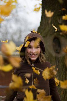 The Joy of Autumn Leaves