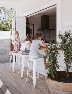 A stunning Palmerston North villa transformed by two seasoned renovators Dark Timber Flooring, Create A Timeline, Building Companies, Dark Walls, That One Friend, Old World Charm, Shades Of White, Finding A House, White Paints