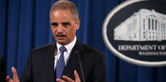 IRS Illegally Gave Taxpayer Data to Holder to PROSECUTE Conservatives