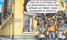 Revocatoria 2013: El futuro de Lima, según Carlín #Carlincatura