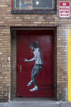 STRØK – Norwegian street artist