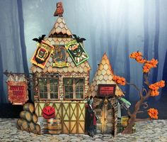 The 2015 Haunted Village Event is here!!! Plan to spend your day shopping at the The Thrifty Witch. Then it is off to the Grizelda's for a new quaff and on t...