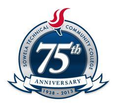 75th Anniversary Logo for SOWELA on Behance