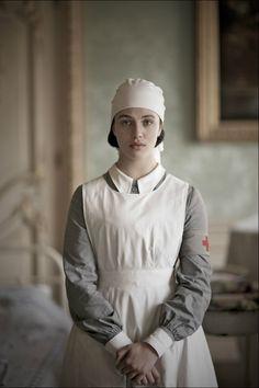 Nurse Sybil. She was my favorite
