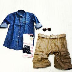 shorts /  shirt / t-shirts