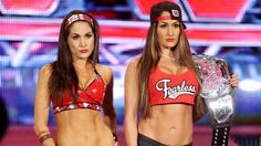 AJ Lee vs. Brie Bella: photos | WWE.com