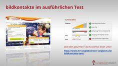 http://www.ihr-singleboersen-vergleich.de/bildkontakte-test/ bildkontakte hat verstanden, wie man Singles begeistert