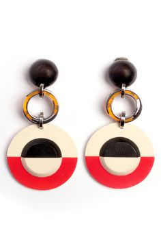 Spring 2012 - Marni earrings