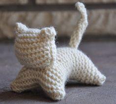 Knitty Kitty Cat Toy