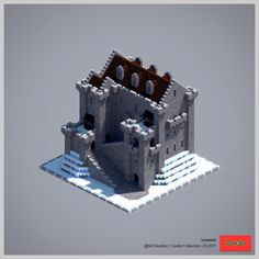 2017 Castle Collection - Explore the best and the special ideas about Lego Minecraft Château Minecraft, Casa Medieval Minecraft, Construction Minecraft, Minecraft Building Guide, Amazing Minecraft, Minecraft Tutorial, Minecraft Blueprints, Minecraft Designs, Minecraft Crafts