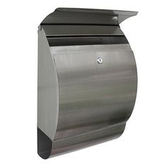 Commercial Bargains Stainless Steel Mailbox Wall Mount Lo…