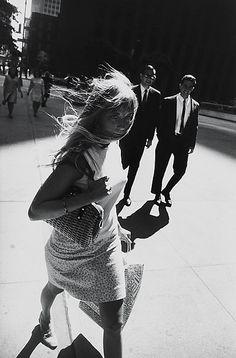 New York, Gary Winogrand, 1965
