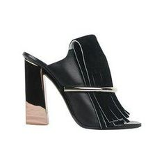 Proenza Schouler leather fringe banded mule–and 9 other must-have pairs