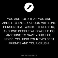 two sentence horror stories that will keep you up tonight  it s always the best friend make it the crush because plot twist