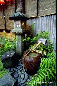 Inspiring Small Japanese Garden Design Ideas – Decorating Ideas - Home Decor Ideas and Tips Small Japanese Garden, Japanese Garden Design, Japanese Gardens, Japanese Maple, Japanese Water Feature, Japanese Plants, Japanese Fern, Japanese Garden Backyard, Japanese Pagoda