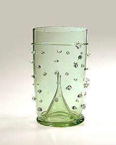 szklanka - Niemcy - XIV w.