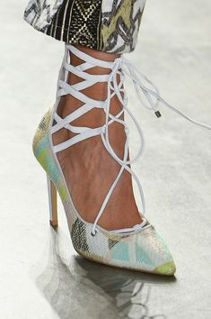 Custo Barcelona at New York Spring 2016 (Details)
