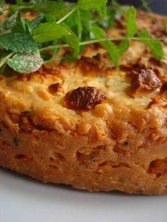 Πρωτότυπο τηγανόψωμο στο φούρνο, της Μαρίας Πατσιά Cheese Pies, Cheese Bread, Home Recipes, Cooking Recipes, Pizza Pastry, Dessert Recipes, Desserts, Greek Recipes, Banana Bread