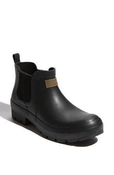 Hunter 'Andrew' Rain Boot (Men) available at #Nordstrom